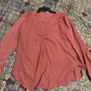 Tops - Buy 2 get 1 free -Beautiful long sleeve blouse
